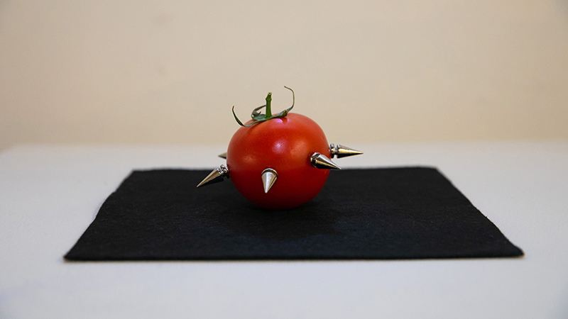 sexy tomato looking sexy