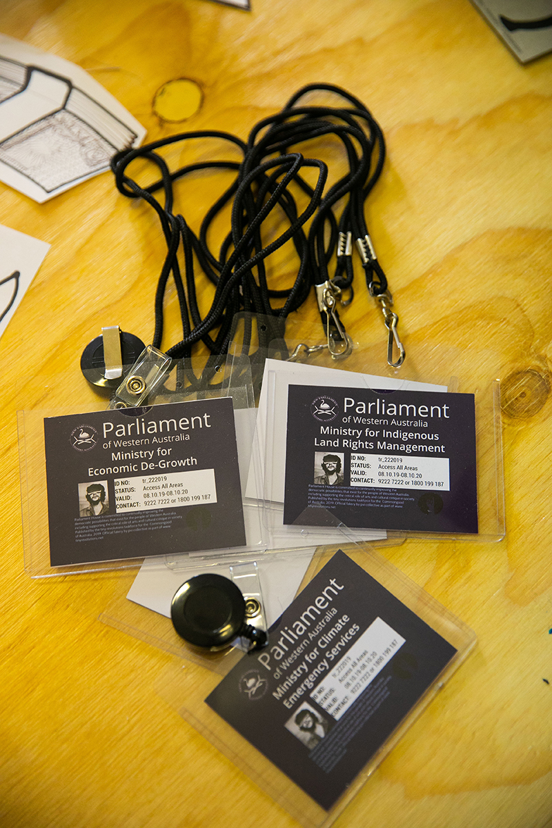 parliament lanyards