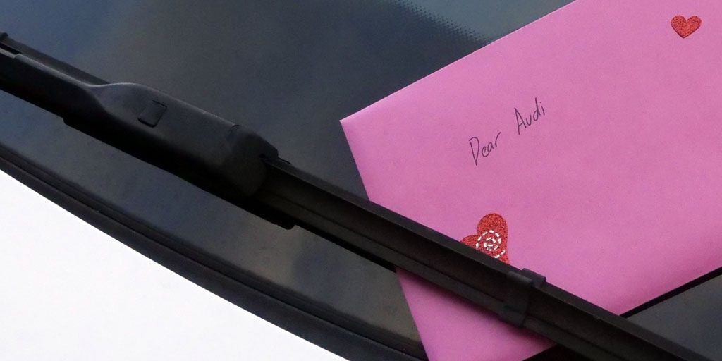 love letters for chris
